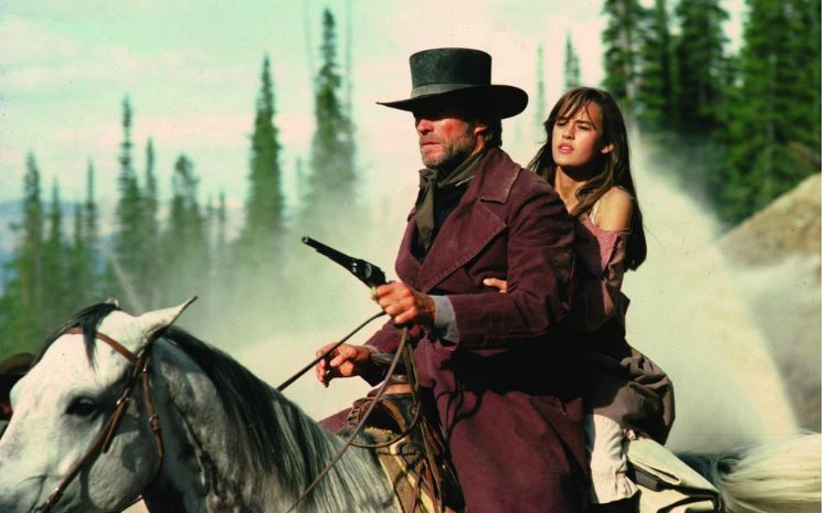 Pale Rider Top10 Movies By Clint Eastwood