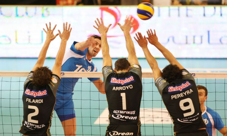 Pavel Kruglov Top Popular Handsome Volleyball Players in The World 2019