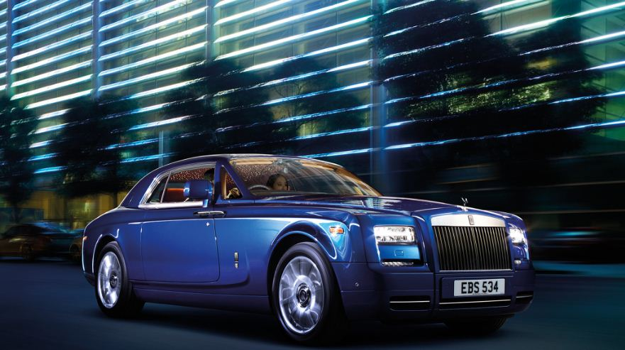 phantom coupe, Top 10 Best Selling Rolls-Royce Cars in The World 2018