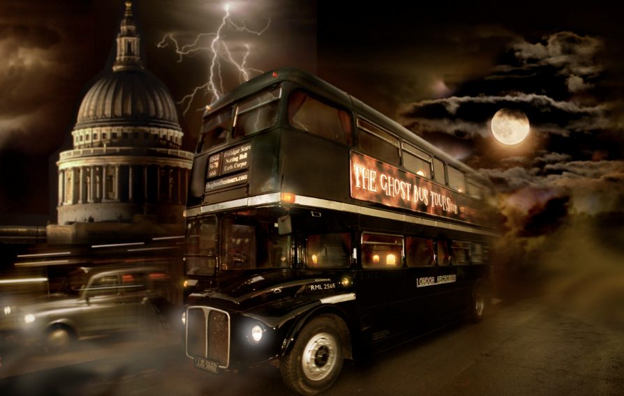 phantom vehicles, Top 10 Places To Fear In Halloween Night 2019
