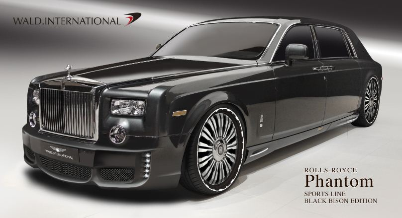 phantom, Top 10 Best Selling Rolls-Royce Cars in The World 2017