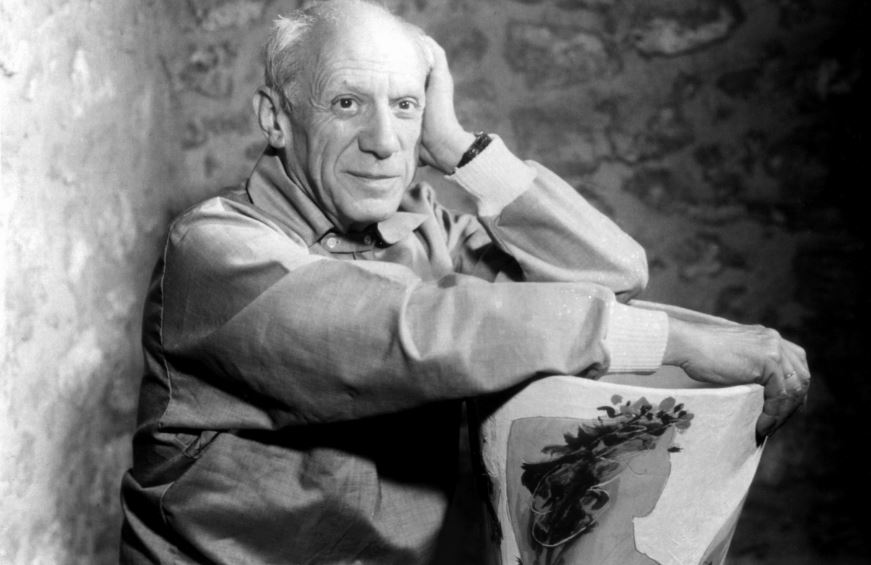 picasso, Top 10 Best Fresco Artists Ever until 2017