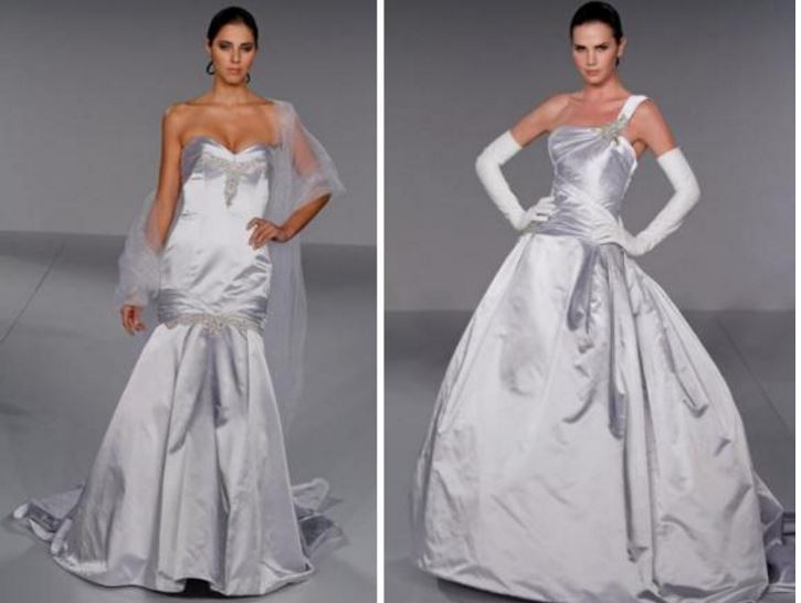 Platinum Wedding Dress Top 10 Most Expensive Dresses In The World