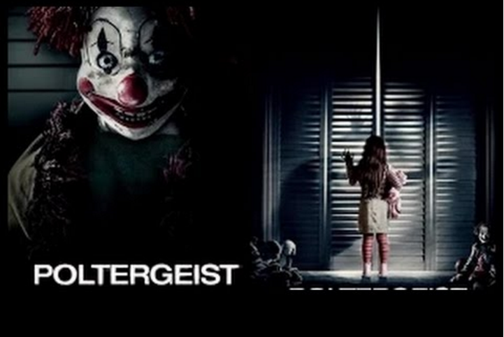 poltergeist, Top 10 Best Halloween Movies of All Time