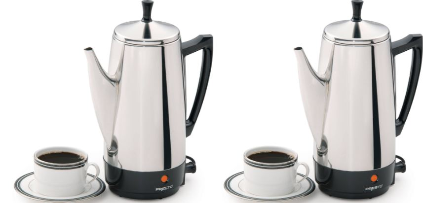 presto-stainless-steel-coffee-maker-top-10-instant-coffee-makers