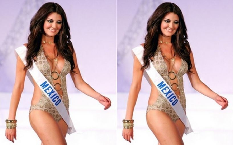 Priscila Perales of Mexico Miss International 2007