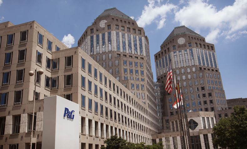 Procter and Gamble has more than $83 Billion