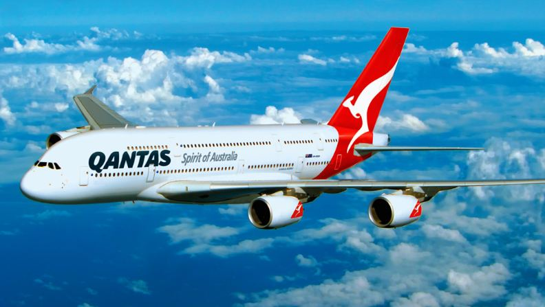 qantas, Top 10 Richest Airlines in The World 2019