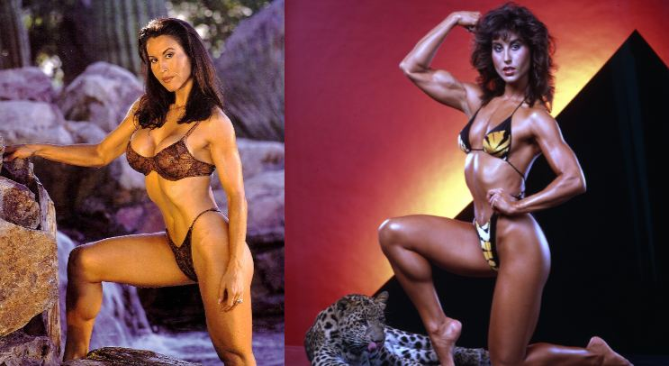 rachel mclish, Top 10 Most Beautiful Sexiest Female Bodybuilders of All Time until 2017