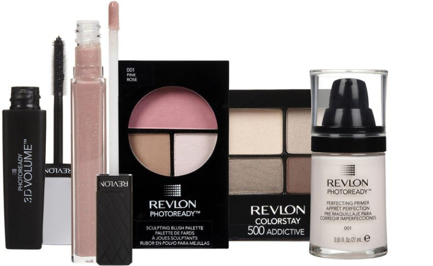 revlon, Top 10 Best Selling Cosmetic Brands in The World 2018