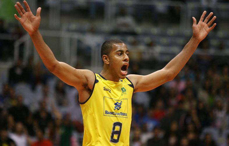 Ricardo Lucarelli Top 10 Most Handsome Volleyball Players in The World