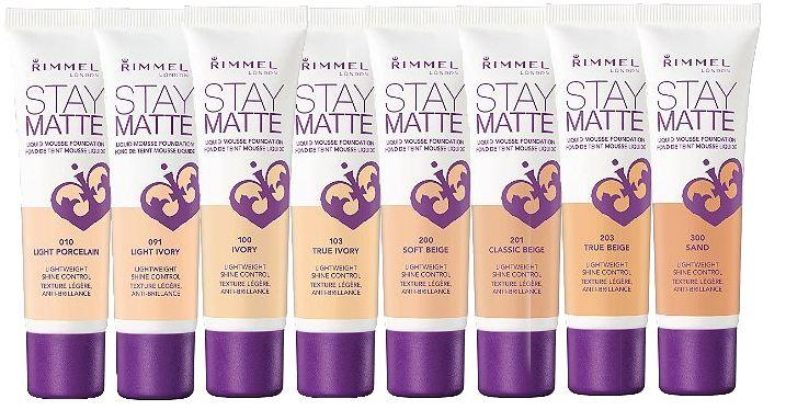 rimmel london stay matte foundation, Top 10 Best Selling Skin Whitening Foundations 2017