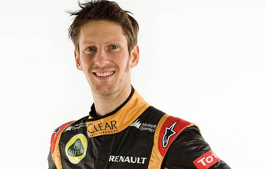 romain grosjean, Top 10 Highest Paid Successful Formula One Drivers In The World 2017-2018