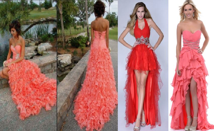 ruffle-halter-high-low-best-red-prom-dresses-for-women