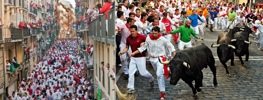 running-of-the-bulls-top-10-most-visited-places-in-spain-2017