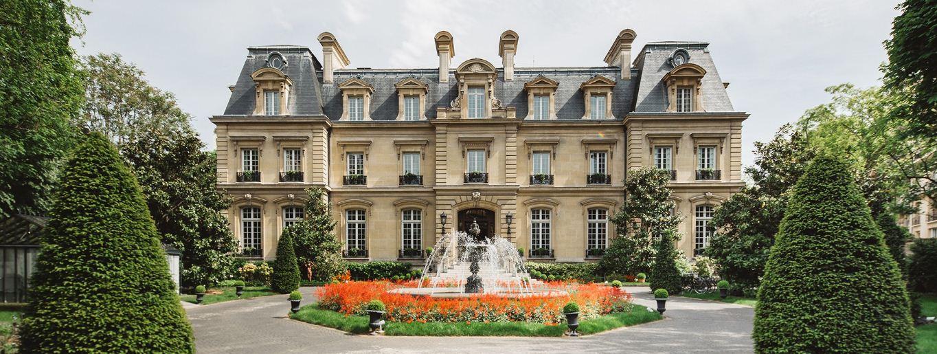 saint james paris, Top 10 Most Expensive Hotels in Paris 2017