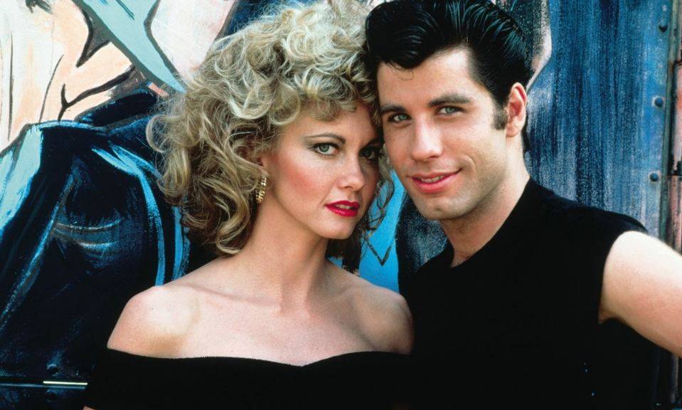 Sandy and Danny from Grease, Top 10 Best Real and Fictional Couples of All Time