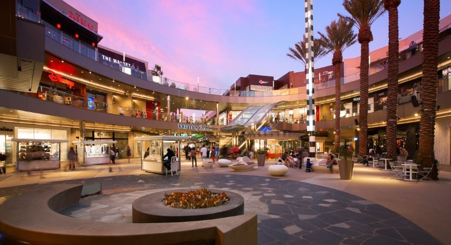 Santa Monica Place Top Popular Largest Shopping Centers in Los Angeles 2019