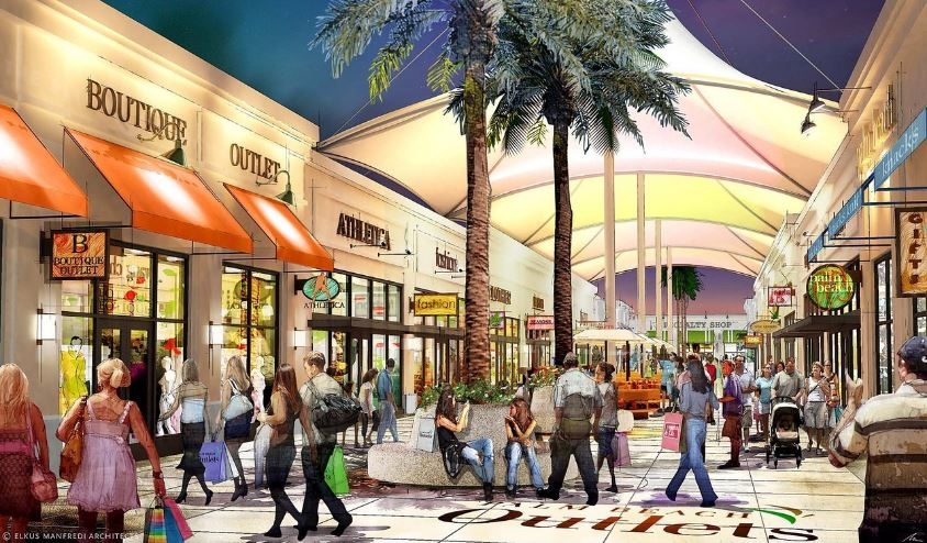 Biggest Shopping Malls In Usa - Largest malls in usa