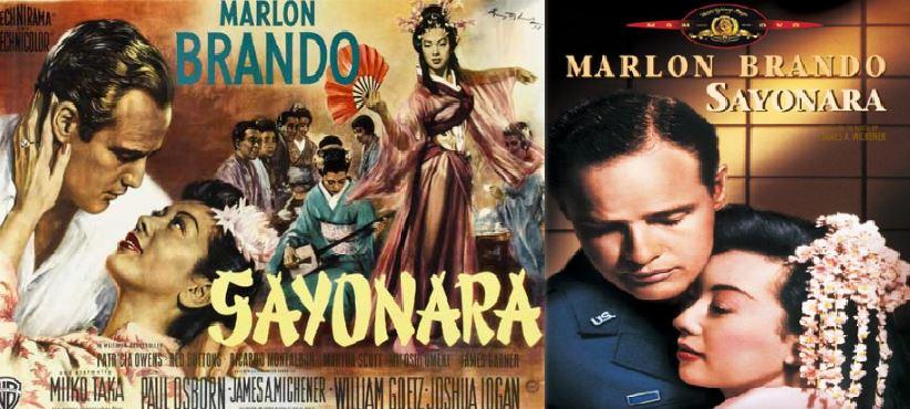 Sayonara, Marlon Brando Top 10 Movies of All Time 2017