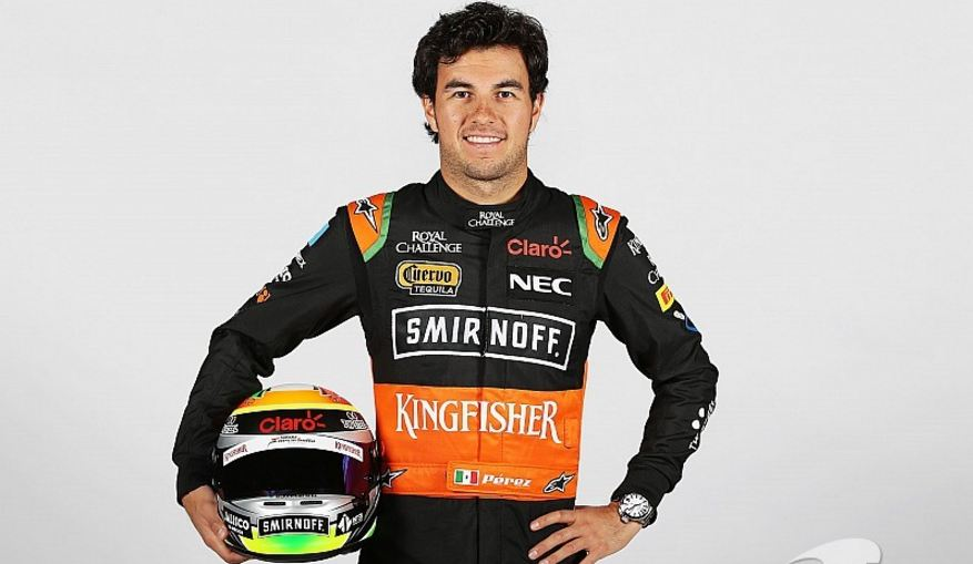 sergio perez, Top 10 Highest Paid Successful Formula One Drivers In The World 2018