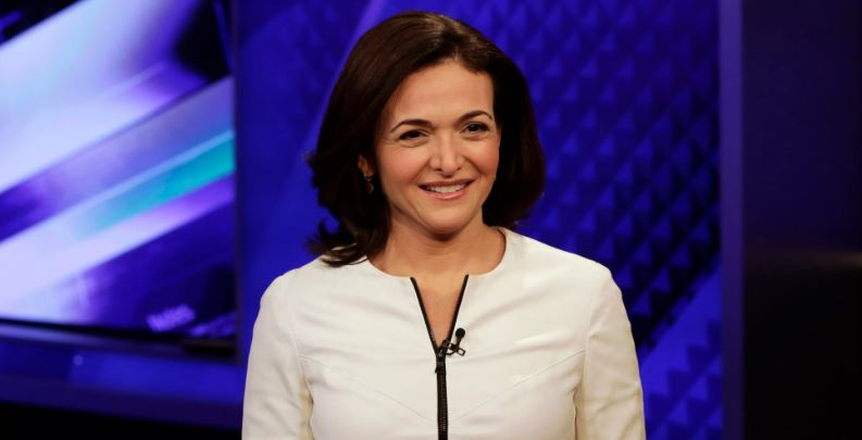 Sheryl Sandberg Top Popular Important Technologically Insightful People Ever 2019