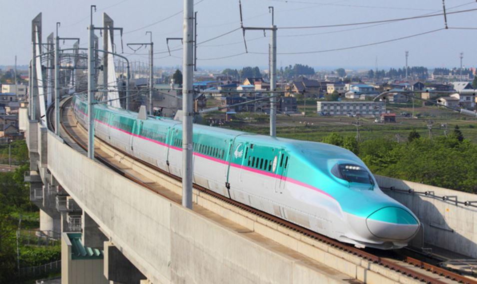 Shinkansen Hayabusa Top Popular Fastest Bullet Trains In The World 2019