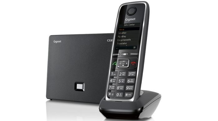 siemens-gigaset-c530a-top-famous-selling-cordless-phones-in-the-uk-2018
