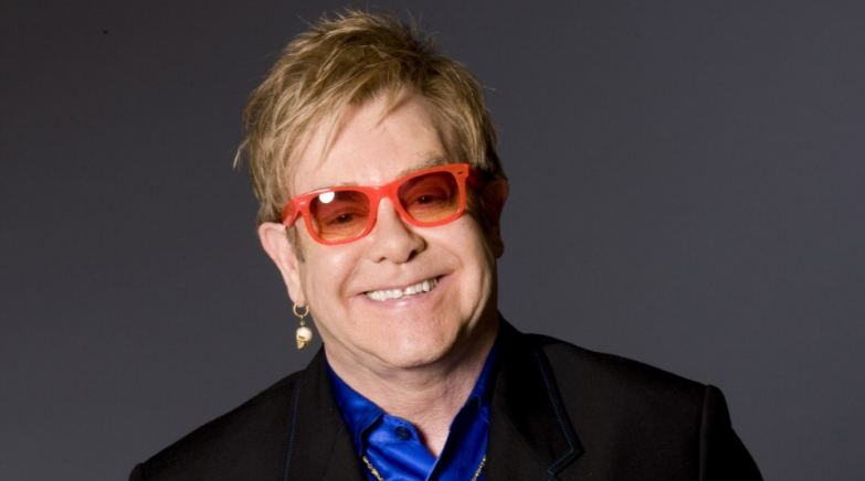 Sir Elton John, Top 10 Richest Artist in The World 2017