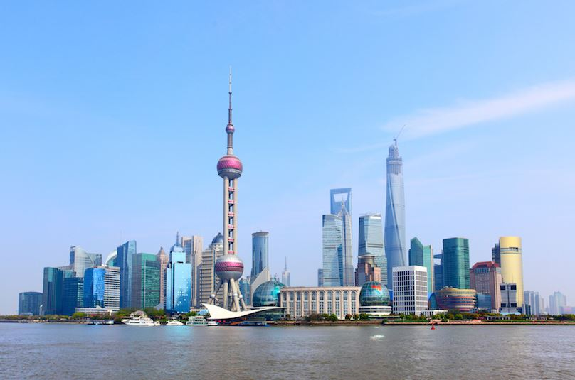 skyline of pudong, Top 10 Best Tourist Attractions In China 2017