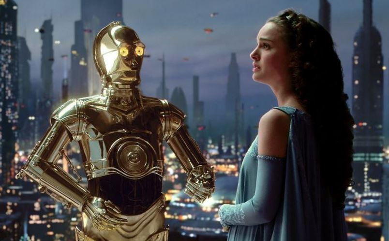 Star Wars- Episode III-Revenge of the Sith Top 10 MovIies By Natalie Portman