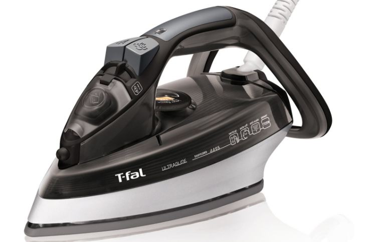 T-Fal FV4495 Ultraglide Steam iron, Top 10 Best Selling Steam Irons For Clothes 2017