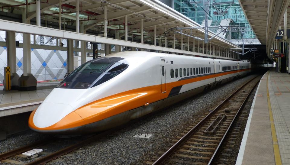 Fastest Bullet Trains In The World 2017, Top 10 List - us75
