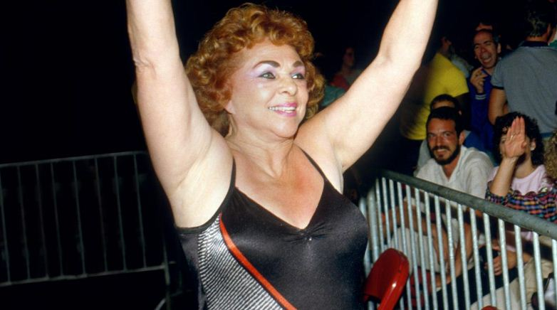 the fabulous moolah, Top 10 Sexiest Female Celebrities of WWE of All Time until 2017