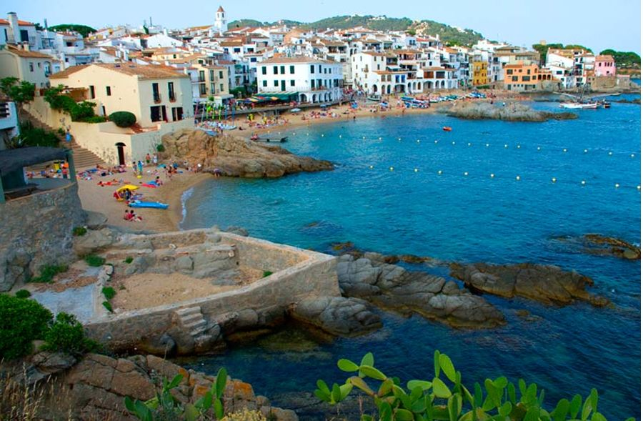 The mystery Costa Brava, Top 10 Most Popular Places in Spain 2017