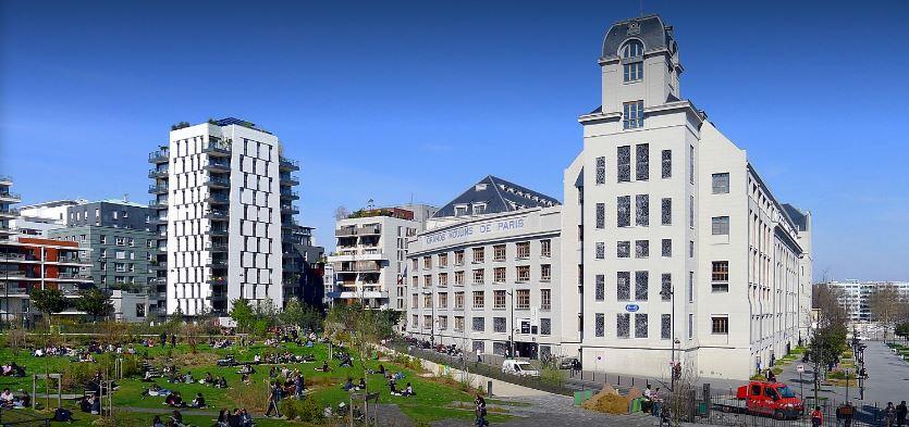 Universite Paris Diderot, Top 10 Most Popular Best Universities in Paris 2018
