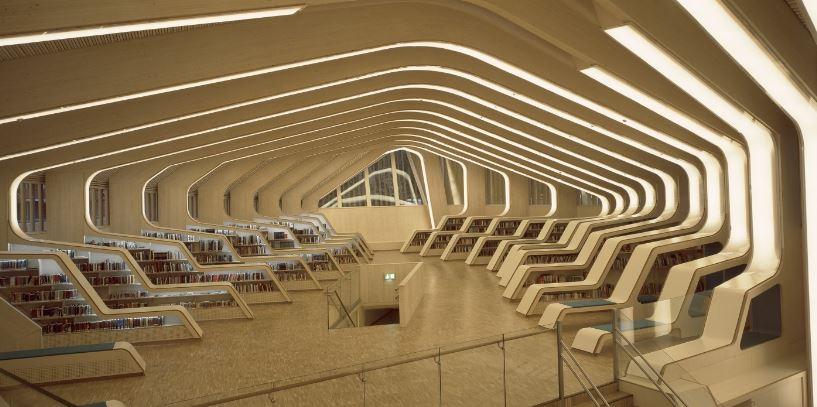 vennesla-library