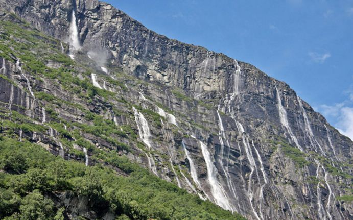 vinnufossen, Top 10 Greatest And Highest Waterfalls in The World