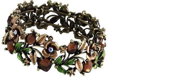 vintage-antique-golden-floral-acrylic-gems
