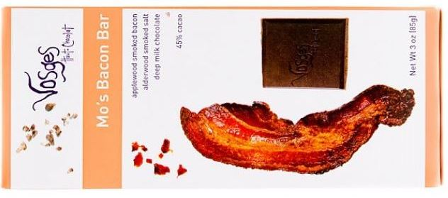 Vosges: Mo's Bacon Bar, Top 10 Most Popular Chocolate Bars in The World 2017