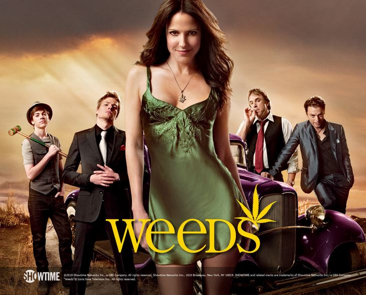 weeds, Top 10 Best Comedy TV Shows in The World 2017