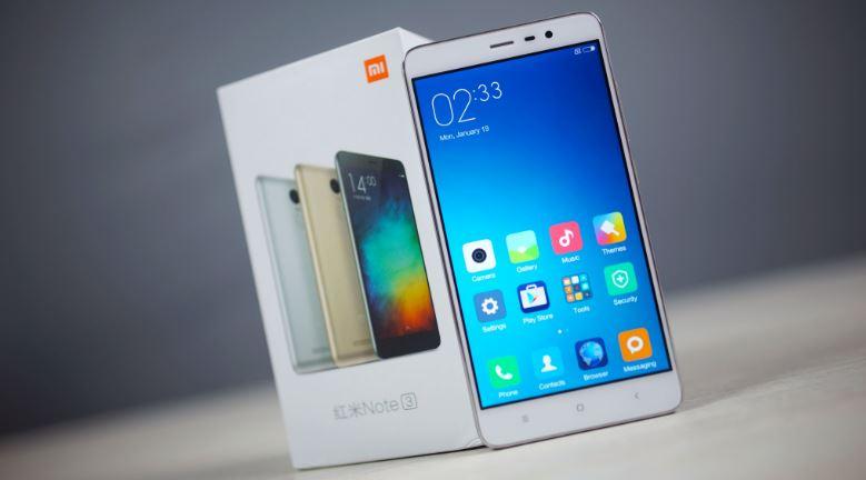 Xiaomi Redmi Note 3, Top 10 Best And Most Popular Smartphones in The World 2017