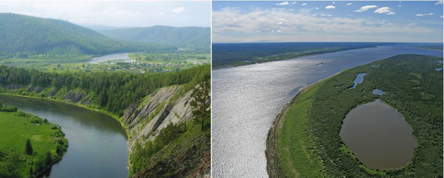 yenisei, Top 10 Largest Rivers in The World 2017