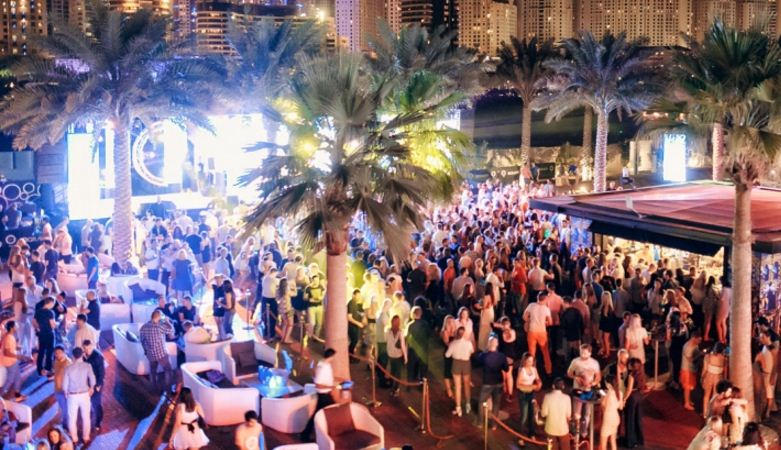 zero gravity, Top 10 Best Nightclubs in Dubai 2017