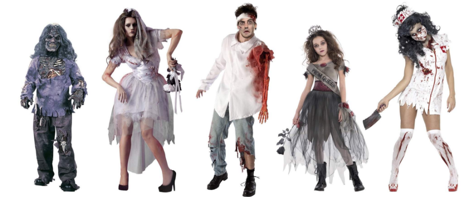 zombie-top-most-best-halloween-costumes-for-adults-2017