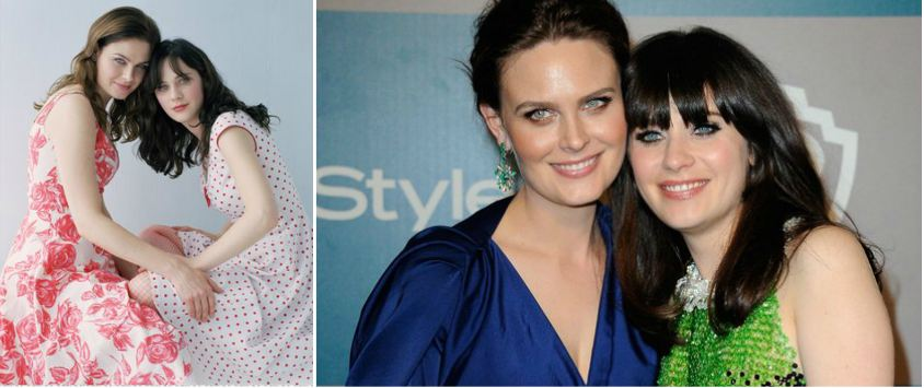 zooey-and-emily-deschanel-top-10-list-of-famous-popular-siblings-and-what-makes-them-interesting-2017