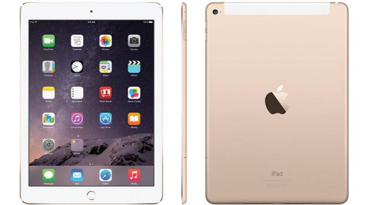 ipad air 2, Top 10 Most Beautiful Tablets in The World 2017