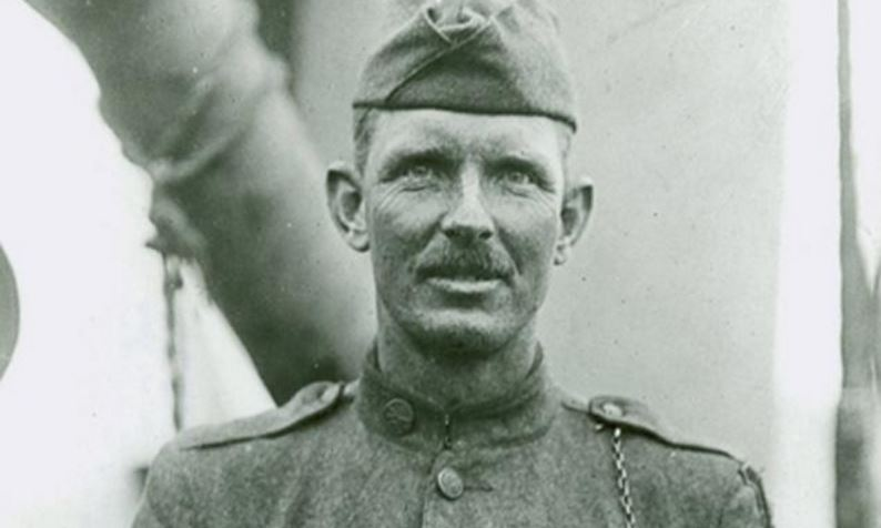 Alvin York Top 10 Real Life Soldiers Ever 2017