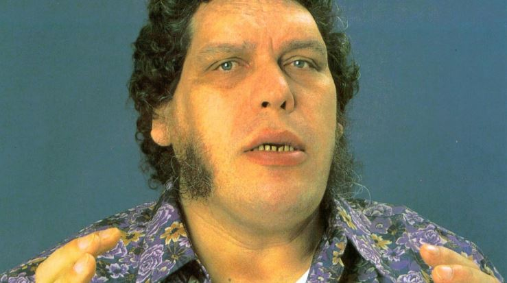 André the Giant Top 10 Greatest French Persons of All Time 2017