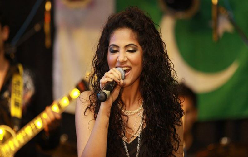 Annie Khalid Top 10 Most Popular Pakistani Female Singers of All Time 2017